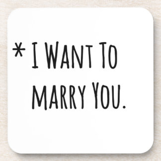i want to marry you.png coaster