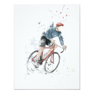 I want to ride my bicycle card