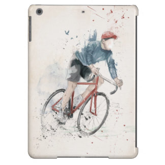 I want to ride my bicycle iPad air covers