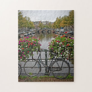 I Want to Ride My Bicycle in Amsterdam - Puzzle