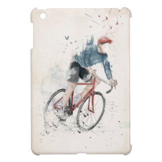 I want to ride my bicycle iPad mini cover