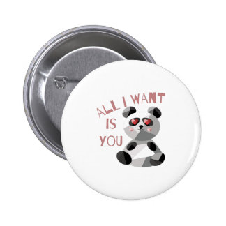 I Want You 2 Inch Round Button