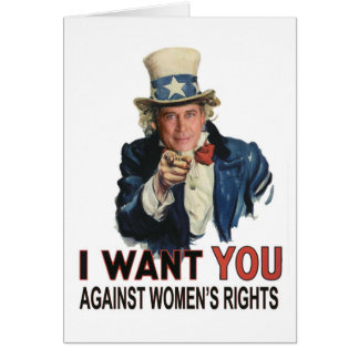 I Want You .... Card