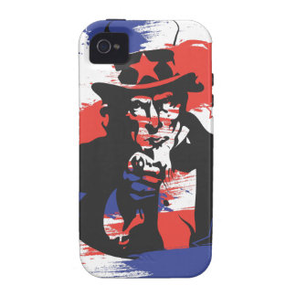 I Want You Case-Mate iPhone 4 Covers