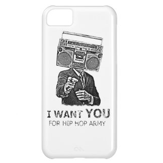 I want you for hip-hop army iPhone 5C cover