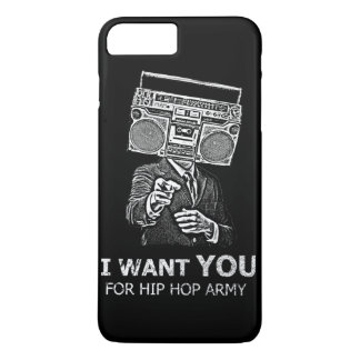 I want you for hip-hop army iPhone 8 plus/7 plus case