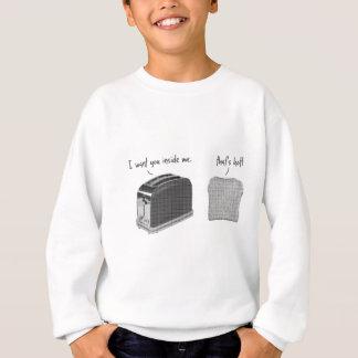 I Want You Inside Me Sweatshirt