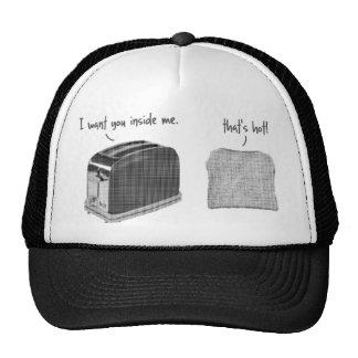 I Want You Inside Me Trucker Hat