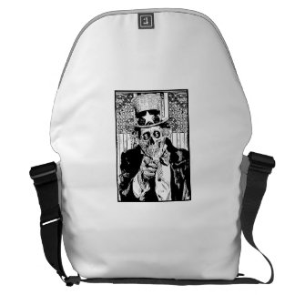 I want You Courier Bag