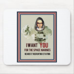 I Want YOU Mouse Pad