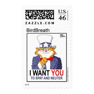 I Want You Postage