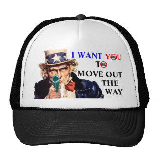 I WANT YOU TO MOVE KOOK HATS