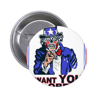 I Want You to OBEY! Pin