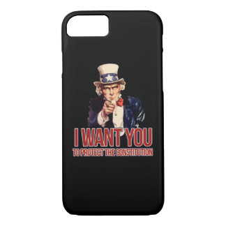 I want you to protect the constitution iPhone 8/7 case