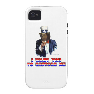 I WANT YOU TO RESTORE ME iPhone 4 COVER