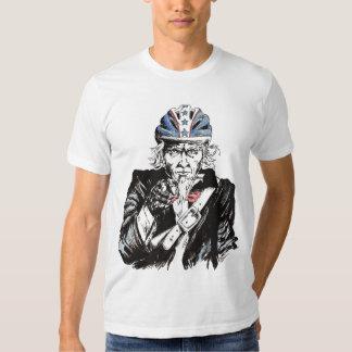 I WANT YOU to ride a bike T Shirt
