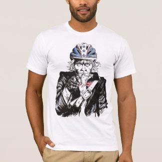 I WANT YOU to ride a bike T-Shirt
