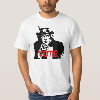 I want YOU to VOTE T-Shirt