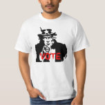 I want YOU to VOTE Tee Shirt