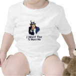 I Want You: To Want Me Tee Shirts