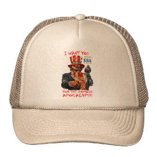 I WANT YOU TRUCKER HAT