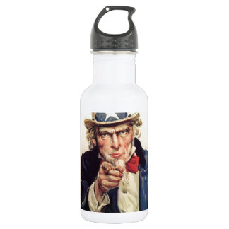 I want you water bottle