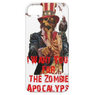 I Want You - Zombie Apocalypse iphone 5 case