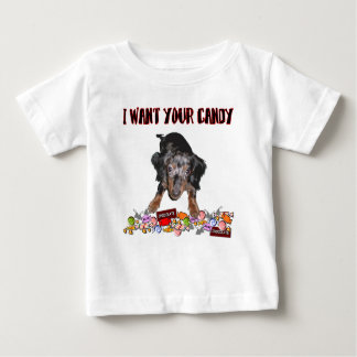 I Want Your Candy Infant T-Shirts