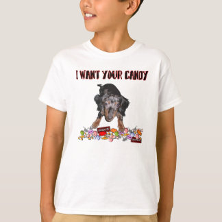 I Want Your Candy T-Shirts