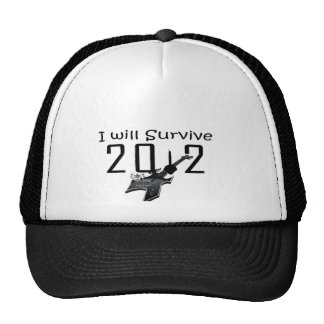 I wants Survive 2012 Trucker Hat