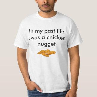 I was a chicken nugget T-Shirt