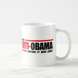 I was Anti-Obama before it was cool Mug