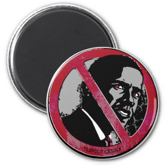 I Was Anti-Obama Before Magnet