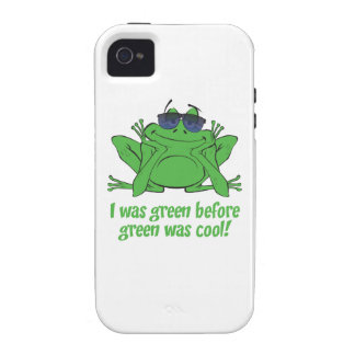 I was Green iPhone 4 Covers
