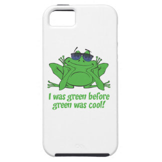 I was Green iPhone SE/5/5s Case