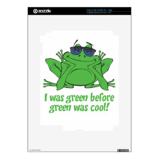 I was Green Skins For The iPad 2