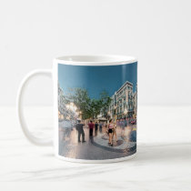 I was in Barcelona: The Boulevard Coffee Mug