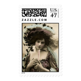 I Was in the Garden Postage