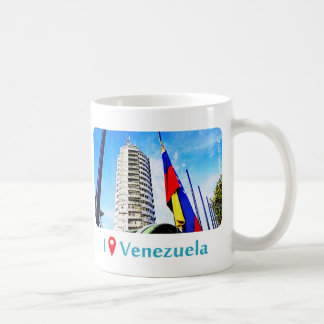 I was in Venezuela: Humboldt Hotel, Caracas Taza Clásica