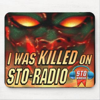 I Was Killed on STO-Radio Mouse Pad