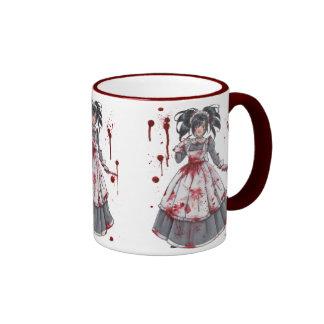 I Was Maid For You Gothic Mug