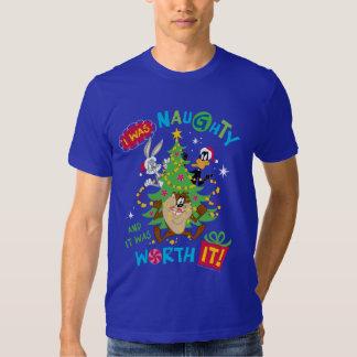 I Was Naughty T-Shirt