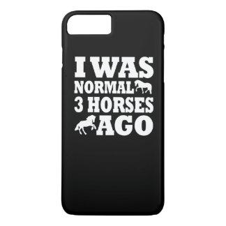 I Was Normal 3 Horses Ago iPhone 8 Plus/7 Plus Case