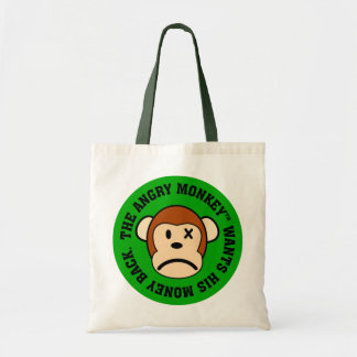 I was ripped off and want my money back 2 budget tote bag