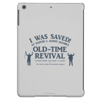 I Was Saved! iPad Air Cases