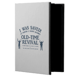 I Was Saved! iPad Air Cover