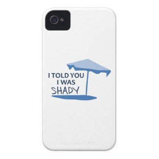 I Was Shady Case-Mate iPhone 4 Case