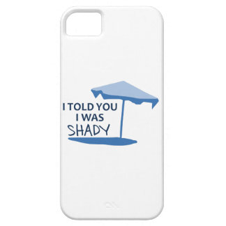 I Was Shady iPhone 5 Cases