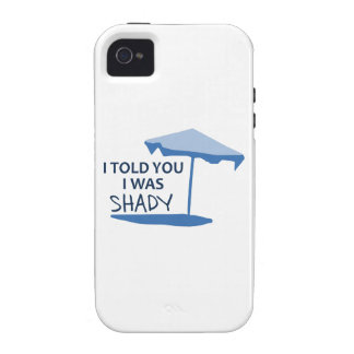I Was Shady iPhone 4/4S Case