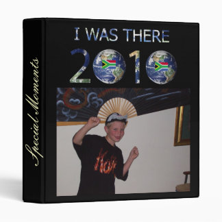 I Was There 2010 Vinyl Binders